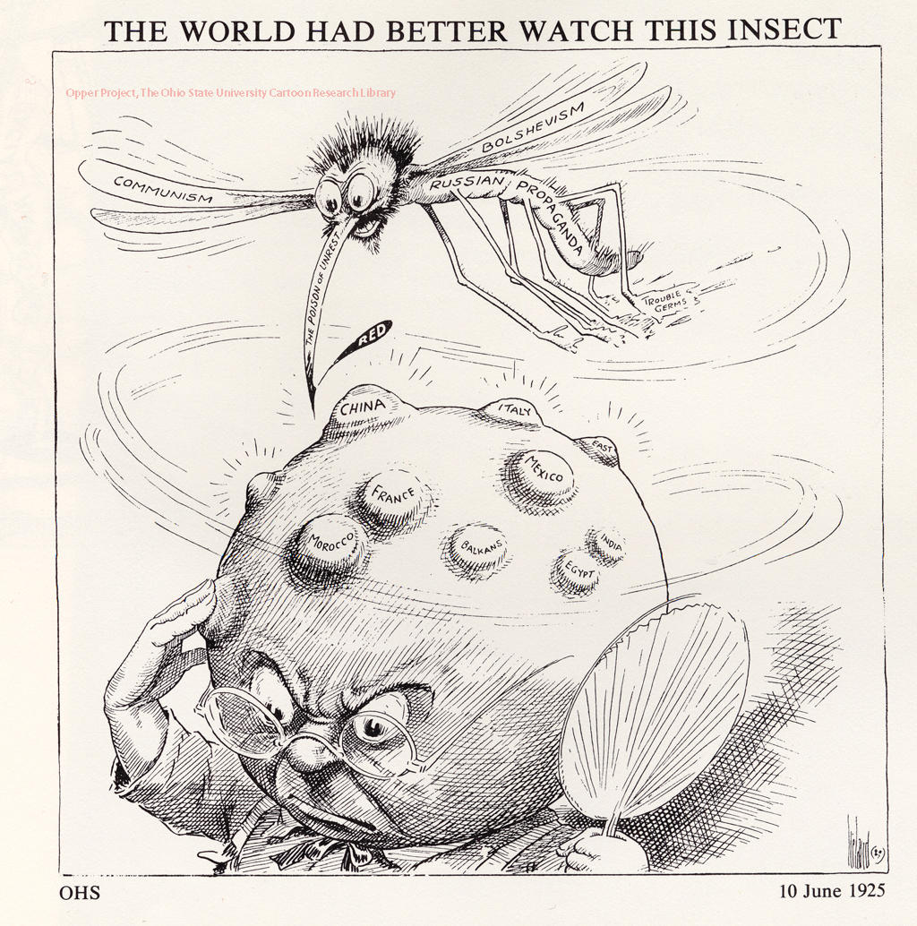 The World Had Better Watch This Insect