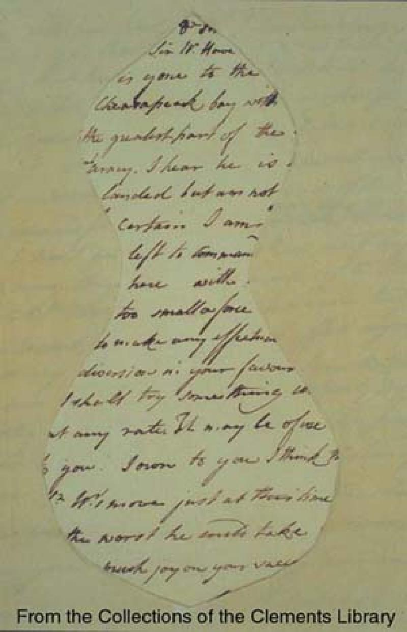 small resolution of Espionage in the American Revolution   History Teaching Institute
