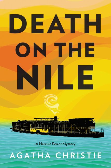 Book Cover: Death on the Nile by Agatha Christie