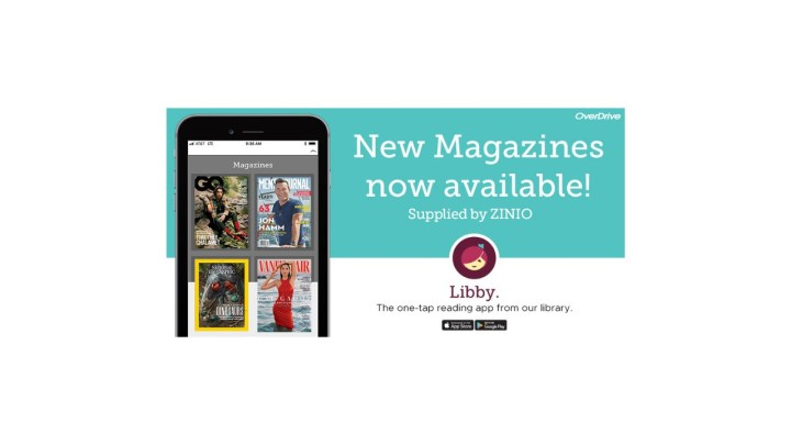 Image of Libby Digital Magazines
