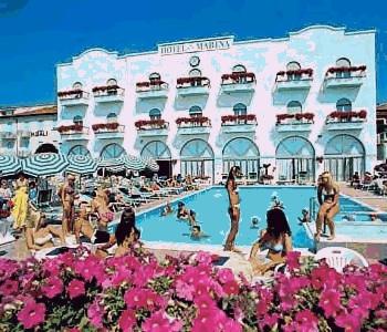 Hotel Marina Jesolo Lido Adria Italia htlsit