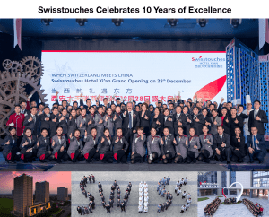 Swisstouches Celebrates 10 Years of Excellence