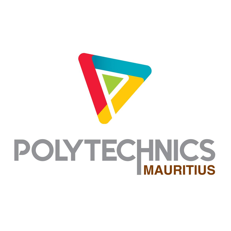 Polytechnics Mauritius Logo