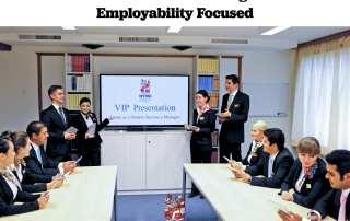 HTMi Career Advancement Degrees Suite - Employability Focused