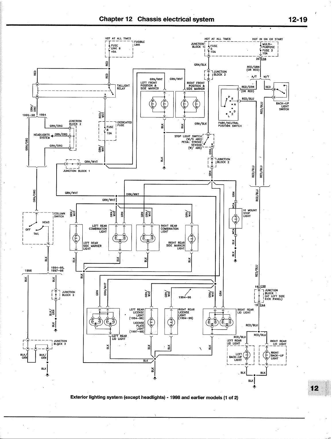 2003 Mitsubishi Galant Wiring Diagram : 2002 Mitsubishi