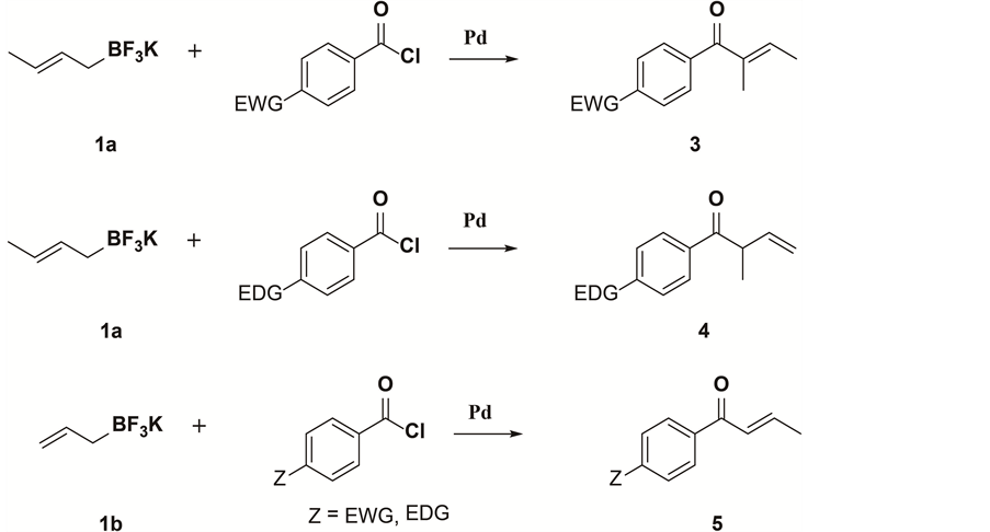 Pd-Catalyzed Microwave Irradiated Regioselective