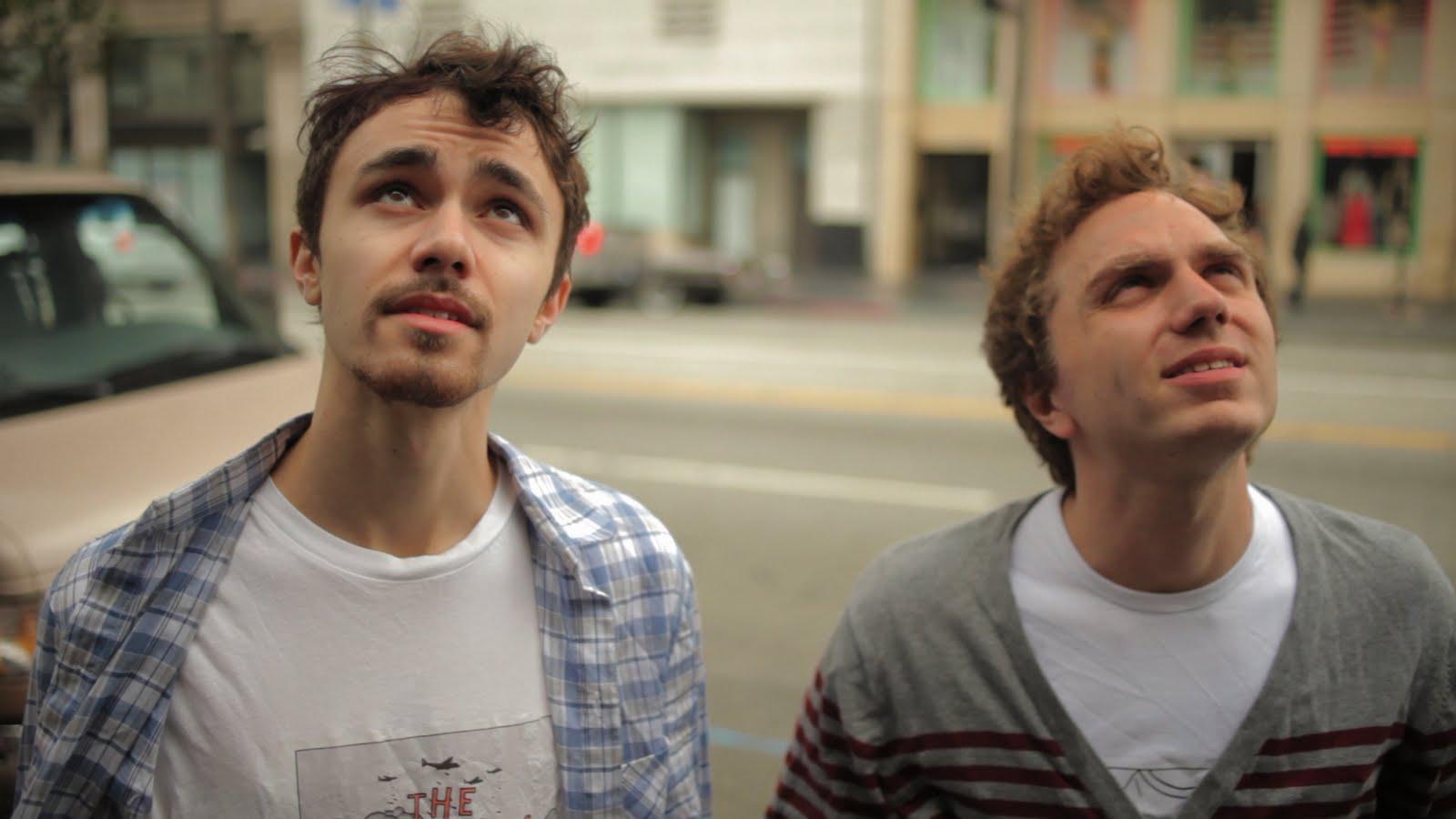 "Jordan Castro and Noah Cicero in ""Shoplifting from American Apparel"" (2012)."