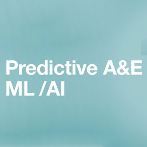 Using AI and ML to predict staffing and patient demand in A&E departments