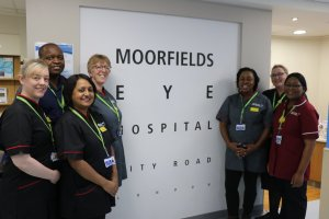 Moorfields to trial clinical decision support for front line nurses