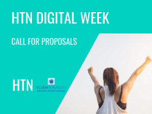 HTN Digital Week: Call for Proposals