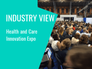 Industry View: Health and Care Innovation Expo