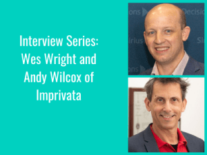 Interview Series: Wes Wright and Andy Wilcox of Imprivata