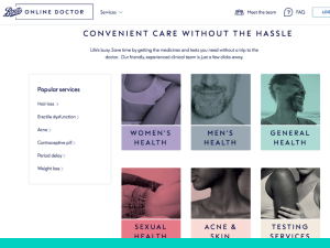 Boots launches online doctor services