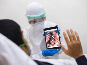 Guy's and St Thomas' plans to continue using virtual visiting app for intensive care patients