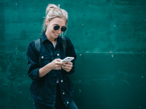 Digital sexual health: secure messaging helpline expanding into sexual health services