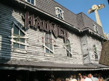 Haunted House Ride Myrtle Beach