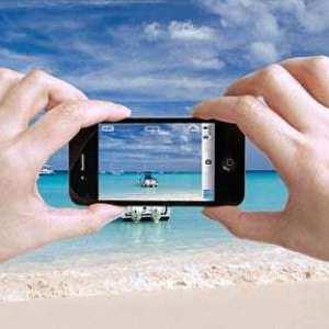 smartphone camera