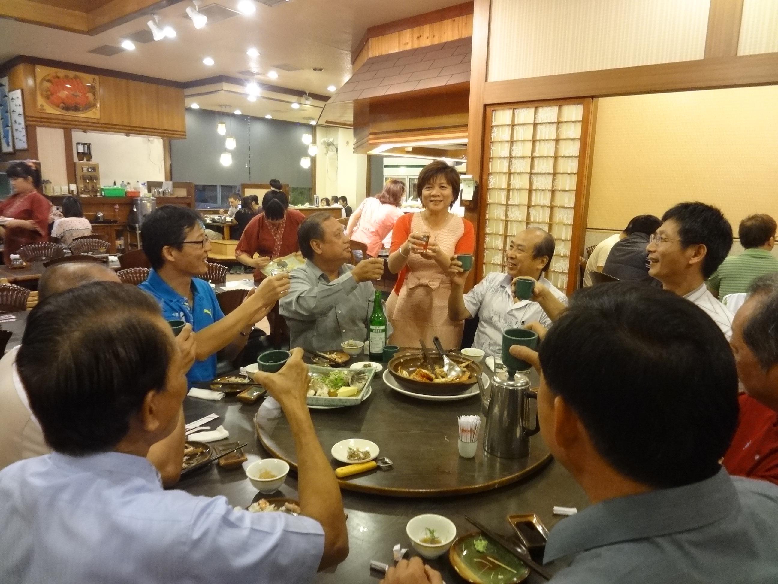 102.11.09-榮譽會長餐會 | 海東國小家長會's Blog