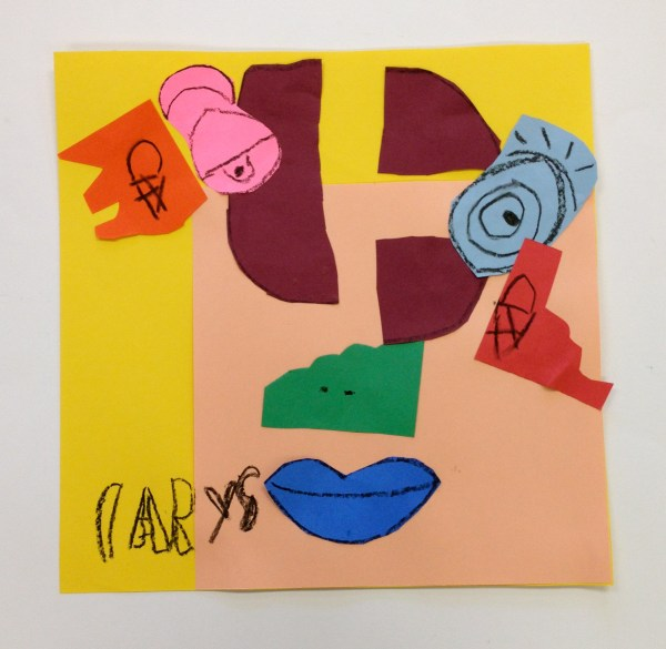 Pablo Picasso Art Kindergarten