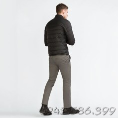Áo khoác phao nam trần bông dày dặn ấm ấp mùa đông hiệu zara