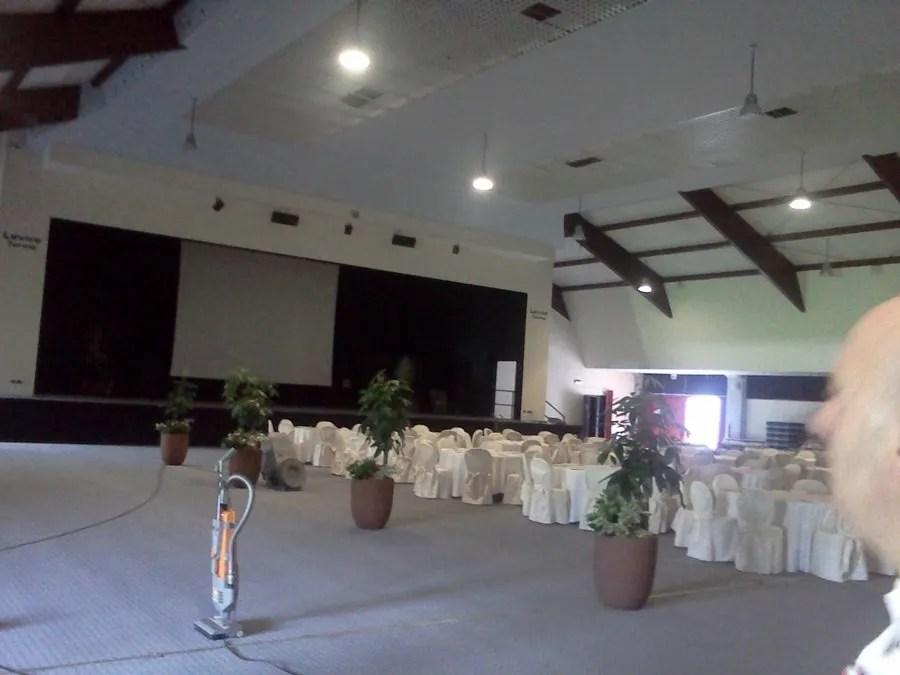 Palalevico - Sala meeting