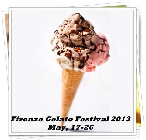 Aspettando Firenze Gelato Festival 2013