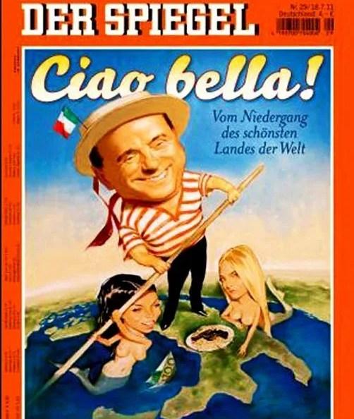 L'Italia è la destinazione preferita dai Tedeschi