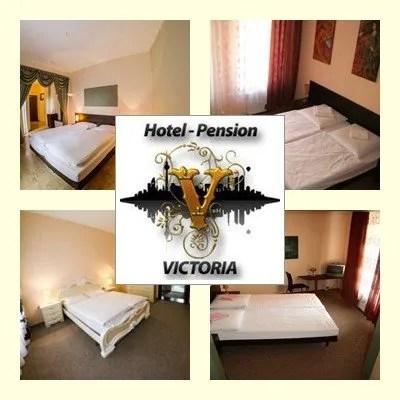 Hotel Pension Victoria - Berlin
