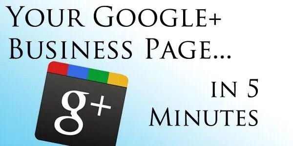 Google Business Page…vale la pena lavorarci di più?