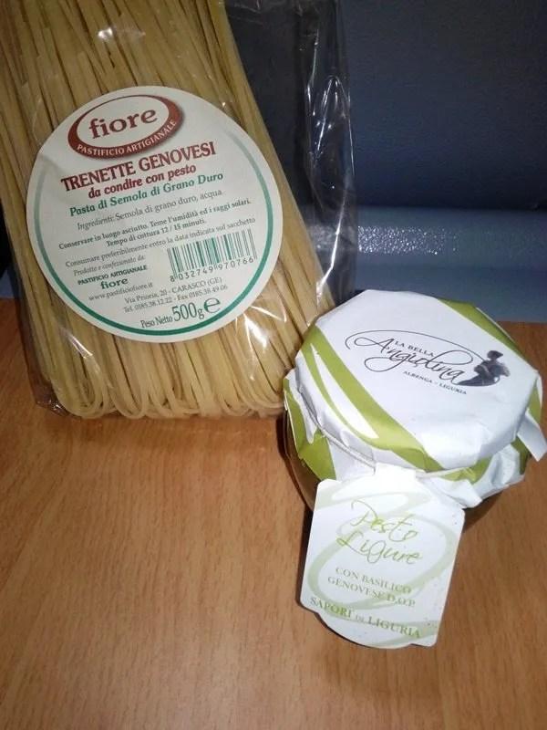 Pasta ligure