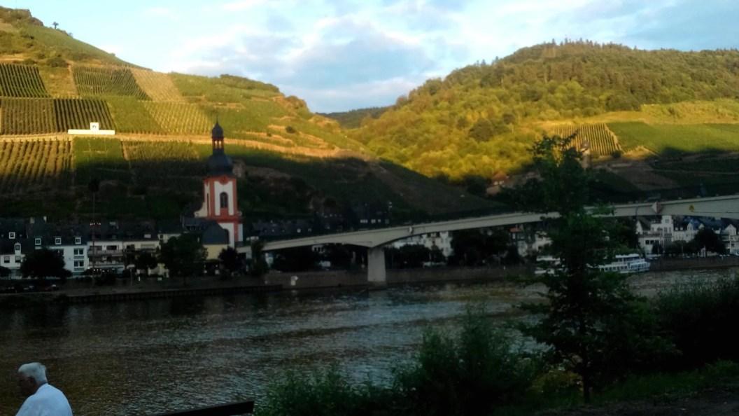 Italiener an der Mosel: alla scoperta di Zell an der Mosel