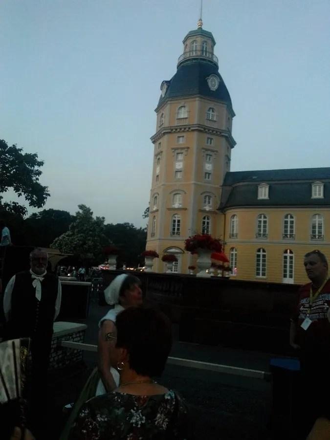 Karlsruhe - Castello