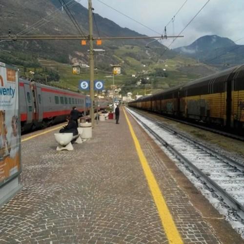 Stazione di Bolzano/ Bozen