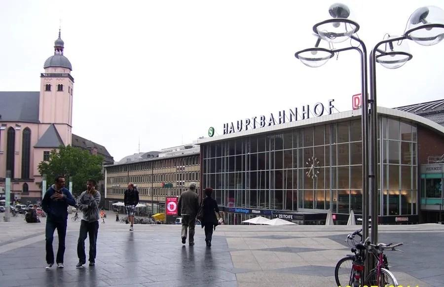 Köln - Stazione