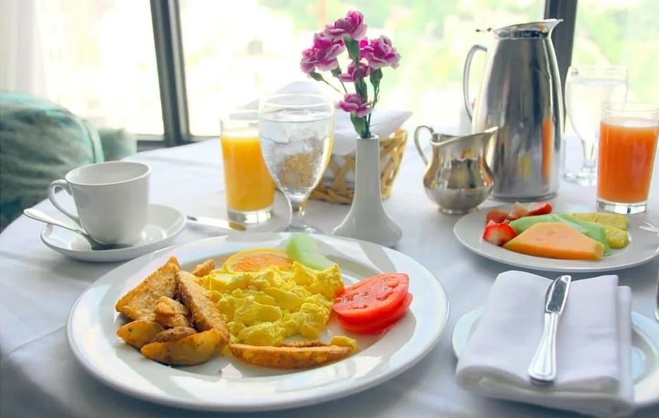 Prima colazione in Hotel : quanto ci costa?