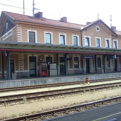 Gölling-Abtenau station