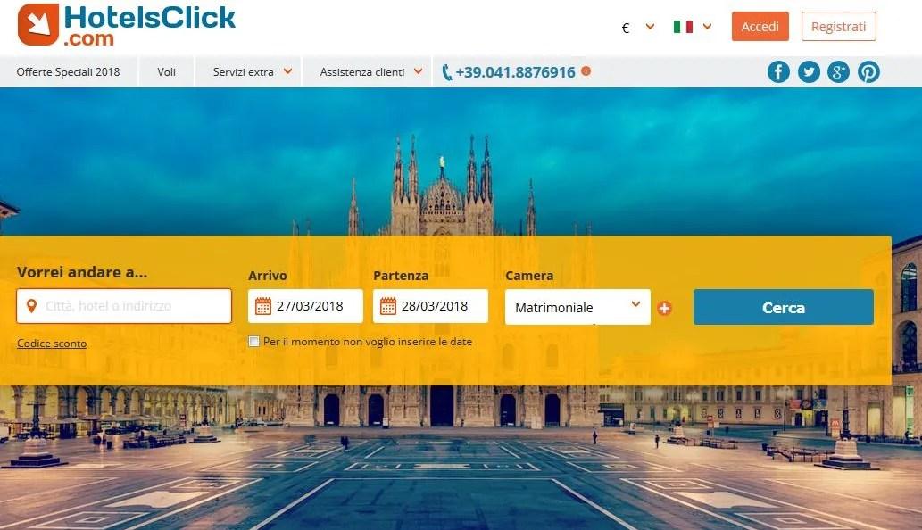 Hotelsclick.com e la sua collaborazione con Hotel Ads di Google