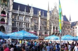 Marienplatz - Neues Rathaus