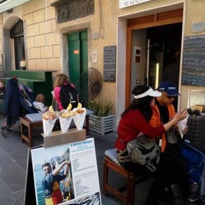 Rio Maggiore - street food