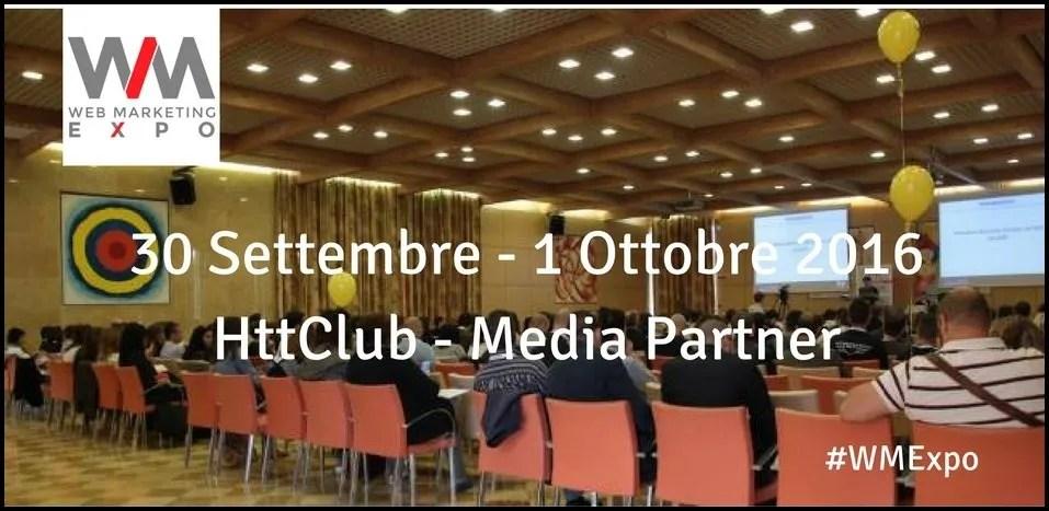 WM Expo 2016, Padova - Media Partner