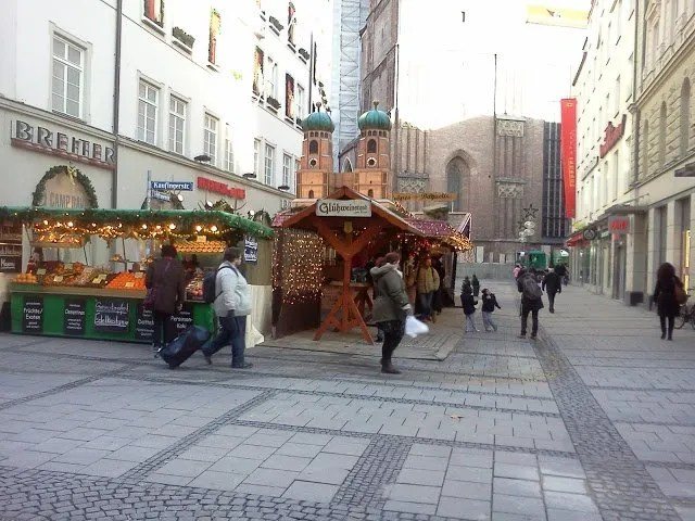 Christmas markets in Germany and Austria