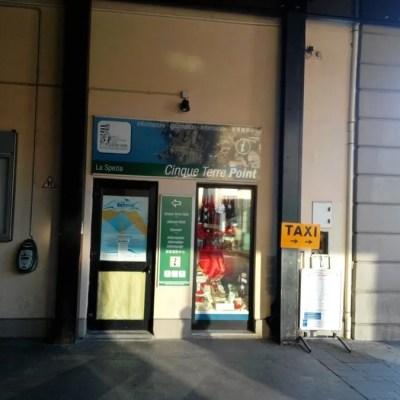 Cinque Terre - Info point - La Spezia