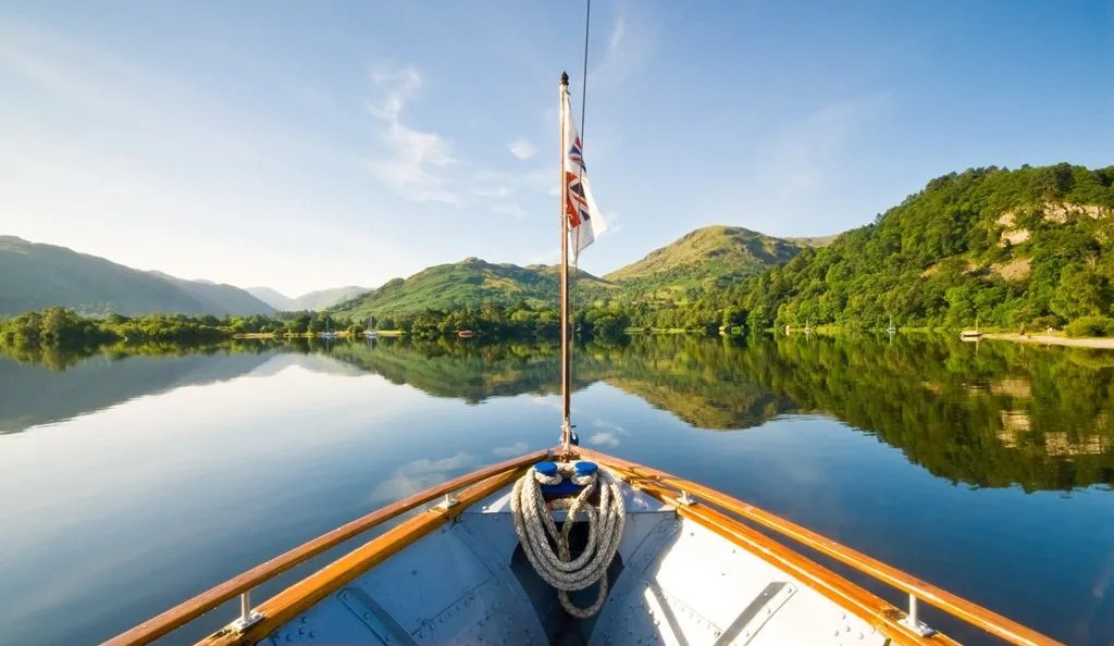 Visiting the Lake District? Here are the walks with the best beer gardens!