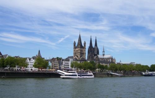 Koeln-Rhein, 2012