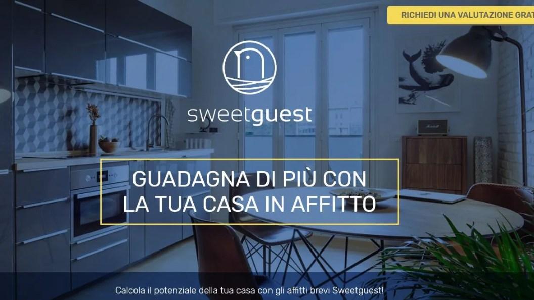 Sweetguest – la rivoluzione degli affitti brevi