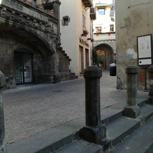 Residenza d'epoca - Via Garibaldi (traversa)