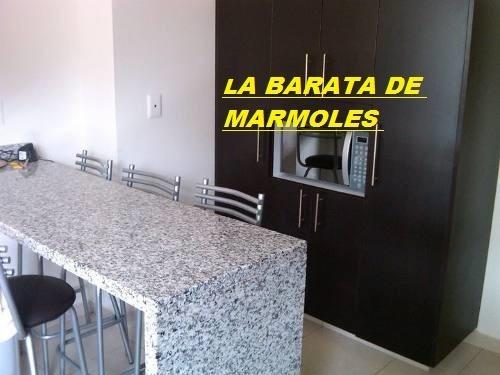 148000 Granito Natural Barato Cocina Barra   178000