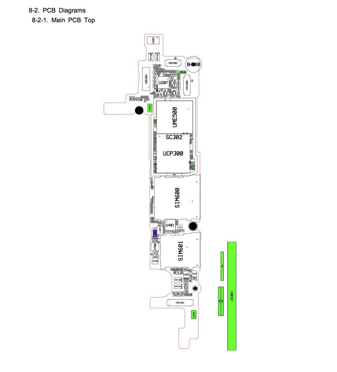 + De 400 Esquemas Elétricos De Celular Samsung, Lg