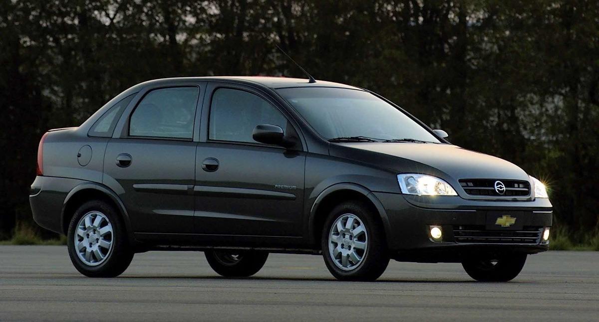 0307 Chevrolet Corsa Fascia Delantera Para Faros De