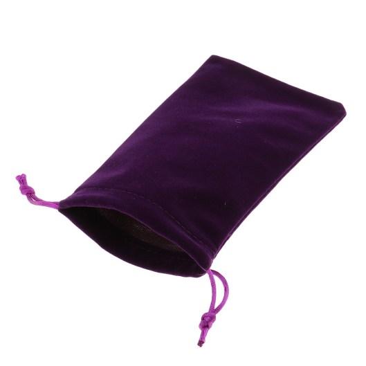 Resultado de imagen para bolsita  purpura